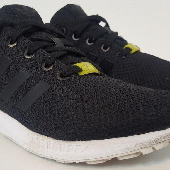 adidas uomini zx flusso torsione scarpa da corsa, 6 poshmark